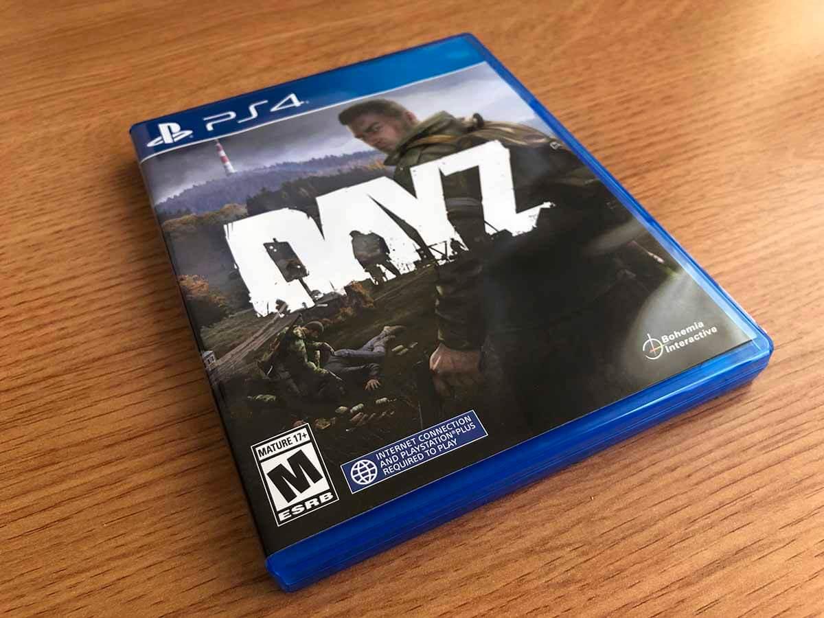 PS4のDayZ